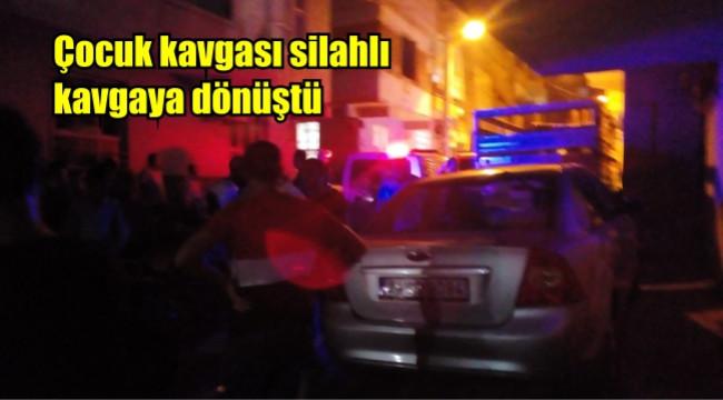 Urfa'da silahlı kavga: 2 yaralı