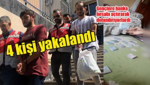 Urfa'daki çetenin İstanbul ayağı da çökertildi