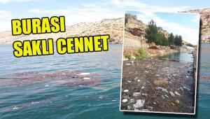 Urfa'nın turizm gözdesi yine pislik içinde