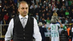 Yeni teknik direktörü Erkan Sözeri