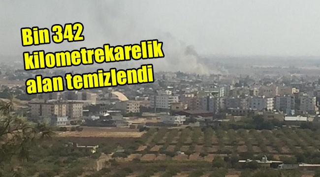 673 terörist etkisiz hale getirildi