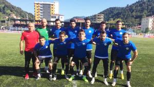Artvin Hopaspor-Karaköprü Belediyespor:0-0
