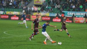 Çaykur Rizespor 1 - 2 Trabzonspor