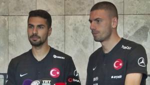 Çelik: 'Arnavutluk maçı bizim için çok önemli'