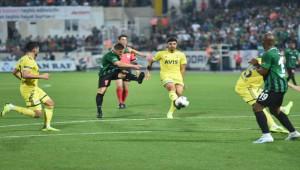 Denizlispor: 1 - Fenerbahçe: 2