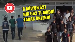 Dolandırıcılık operasyonu: 79 kişi tutuklandı