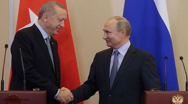 Erdoğan - Putin mutabakatının maddeleri