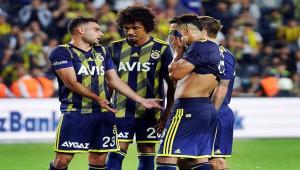 Fenerbahçe, Akdeniz Ekiplerine Takıldı
