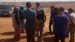 Halfeti'de kayıp kişi bulundu