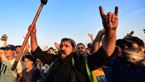 Irak'taki Protestolarda 104 kişi öldü, 6 bin 107 kişi yaralandı