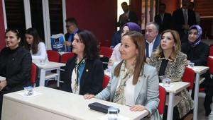 Kadın Erkek eşitliği Komisyonu Urfa'da
