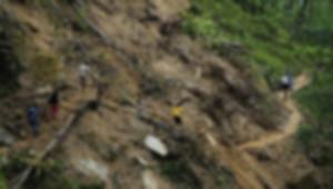 Kamerun'da Toprak Kayması