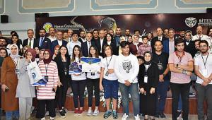 NASA'nın 'challenge' etkinliği gerçekleşti