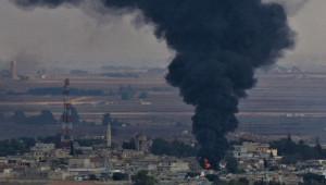 Rasulayn'da Çatışmalar Sürüyor