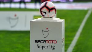 Süper Lig'de 8. hafta heyecanı