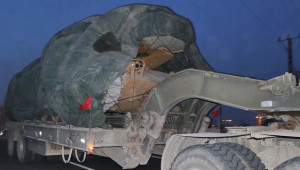 Suriye Sınırına Zırhlı Araçlar Sevk Ediliyor