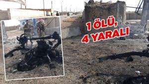 Telabyad'ta bombalı araç saldırısı