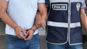 Terör propagandası yapan şüpheli gözaltına alındı