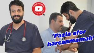 Urfa'da kalp damar hastalıkları daha yüksek
