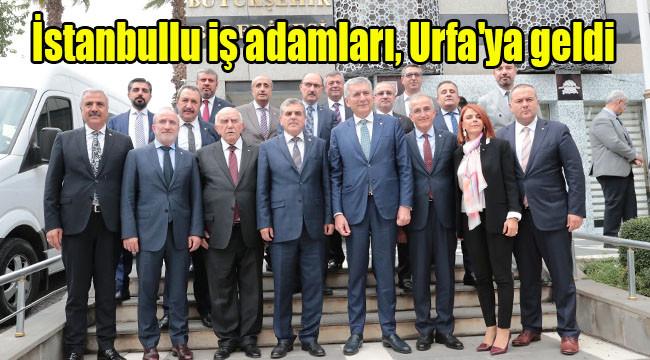 'Urfa'da yatırımın temellerini atacağız'