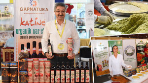 Urfa'nın lezzetleri YÖREX fuarında