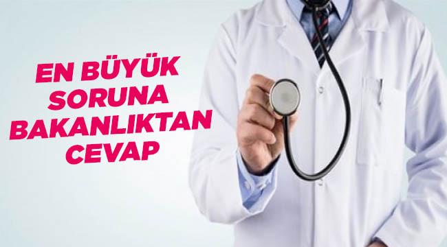 Urfa'ya doktor ataması yapılacak