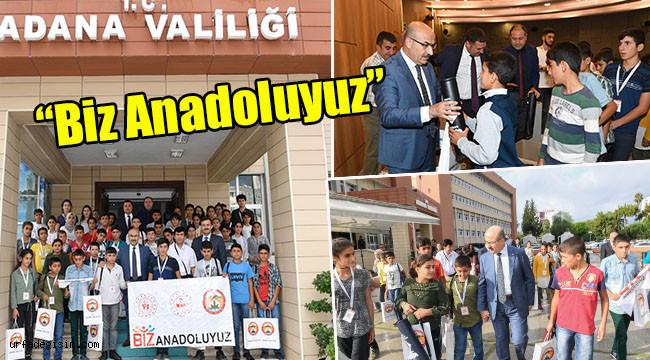 Urfalı öğrenciler bu kez Adana'da