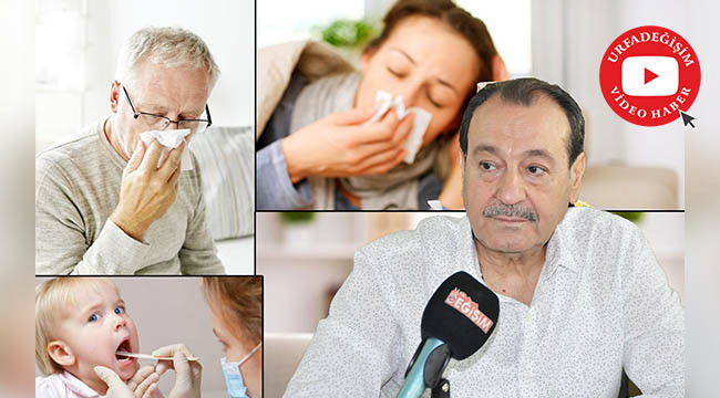 Viral enfeksiyonlar yine artıyor!