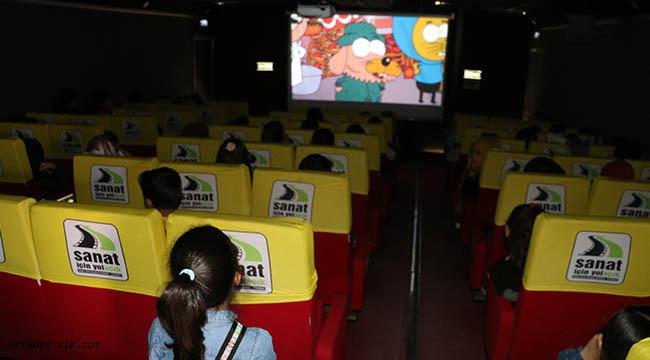 50 bin öğrenci ilk kez sinema ile buluştu
