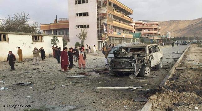 Afganistan'da Bomba Yüklü Araçla Saldırı; 7 ölü