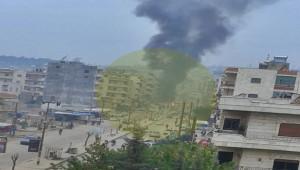 Afrin'de bombalı saldırı; 4 yaralı