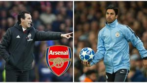 Arsenal'de Mikel Arteta Sesleri