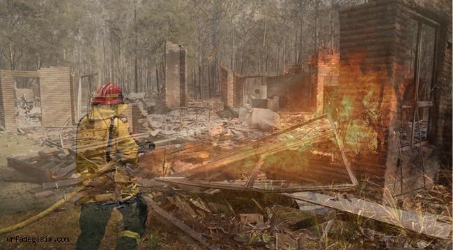 Avustralya'da Orman Yangını; 2 ölü, 100 ev yıkıldı