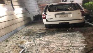Bağdat'ta özel bir medya şirkete roketli saldırı
