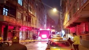 Bahçelievler'de Korkutan Yangın; 9 kişi etkilendi