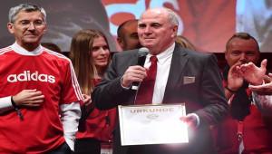 Bayern Münih'in Yeni Başkanı Herbert Hainer