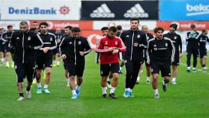Beşiktaş, Bratislava hazırlıklarını tamamladı