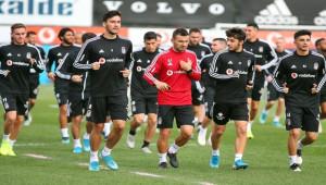 Beşiktaş, Slovan Bratislava hazırlıkları
