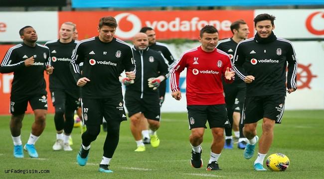 Beşiktaş'ta Konyaspor Hazırlıkları Başladı