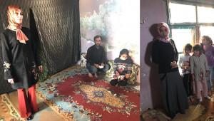 Birgül'ün ailesi, yeni bir eve yerleştirildi