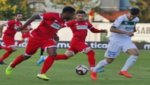 Boluspor 1 - 1 Bursaspor