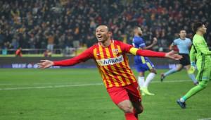 Bulut Fenerbahçe'ye 11 gol attı