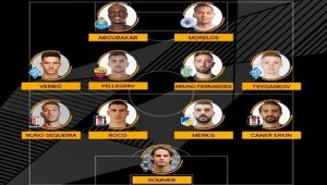 Caner ve Roco, UEFA Avrupa Ligi 11'inde