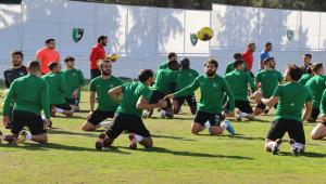 Denizlispor-Beşiktaş Maçı Hazırlıklarını Sürdürüyor
