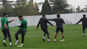 Denizlispor - Gaziantep maçı hazırlıkları sürüyor