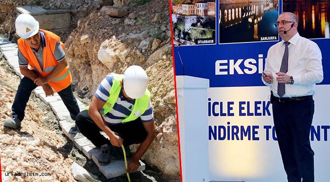 Dicle Elektrik, 6 ile büyük yatırım yapacak
