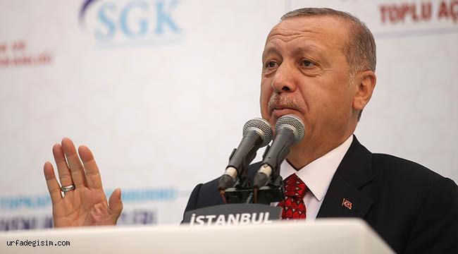 Erdoğan: Seçimi kaybetsek de yokum