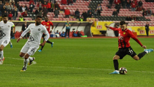 Eskişehirspor 3 - 2 Osmanlıspor