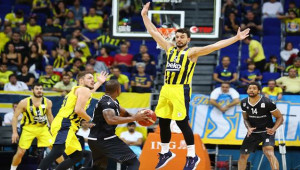 Fenerbahçe Beko: 84 - Beşiktaş Sompo Sigorta: 80