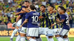 Fenerbahçe-Kasımpaşa'ya 13 Maçtır Kaybetmiyor